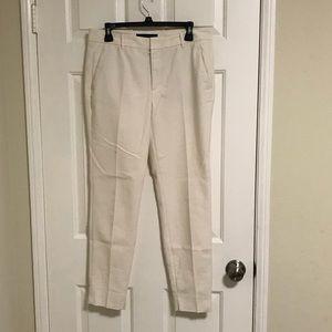 White Zara Trousers
